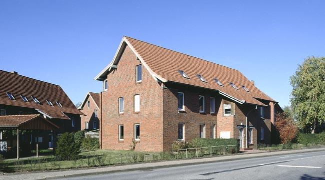 WBS erforderlich:Helle Wohnung mit modernem Schnitt
