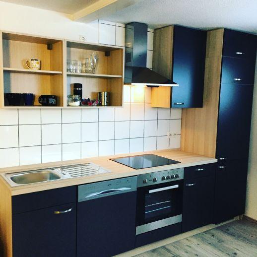 1-Zimmer-Wohnung renoviert mit Einbauküche