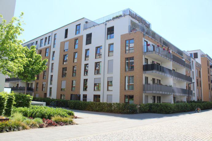 4-Zimmer-Eigentumswohnung im 3. Obergeschoss in Frankfurt am Main inkl. EBK und Möbel / PRIVAT ohne Maklerprovision