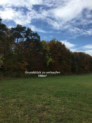 Grundstück in Friedberg/Rohrbach - ländliche ruhige Lage