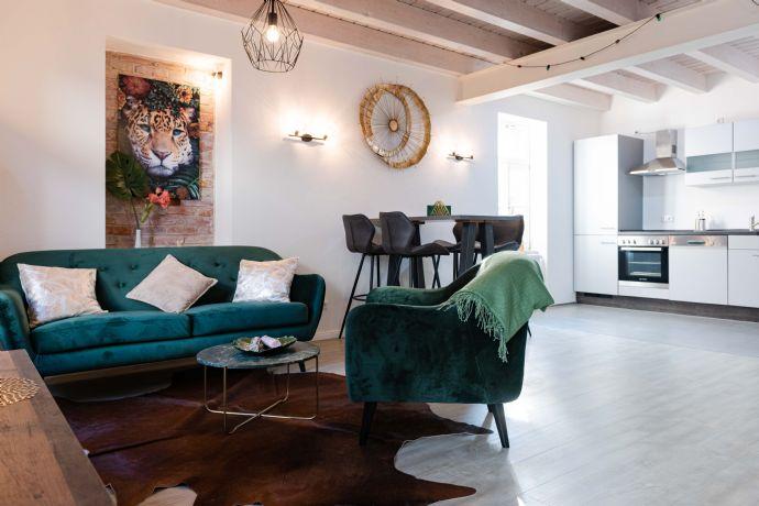 Tolle 3-Zi -Maisonette-Wohnung in Hanau
