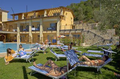 Residence Rosmari 2 Zimmer Whg mit Pool