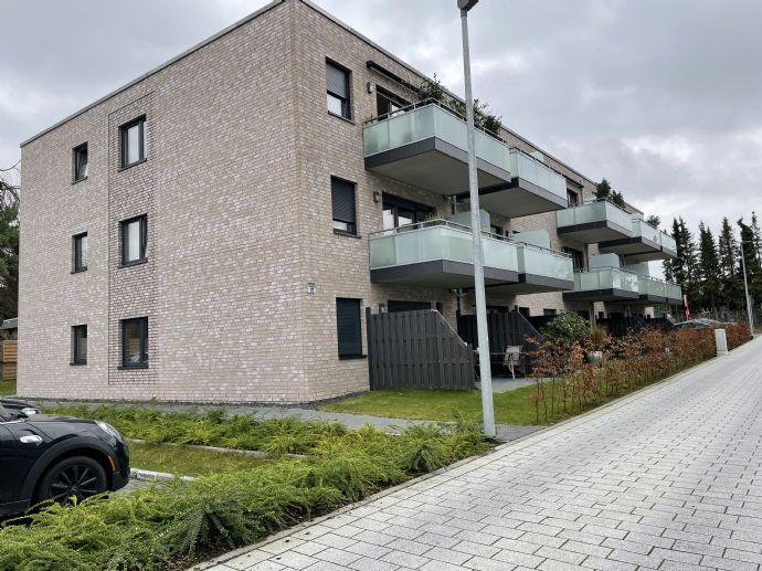 Echternach Immobilien: ... 2 Zi.-Kft.- Wohnung, Neubau- Erstbezug in guter Lage!