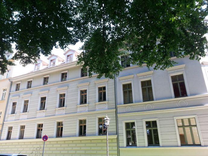 Schöne 2-Raum Wohnung mit Balkon in Nähe der Wallanlagen