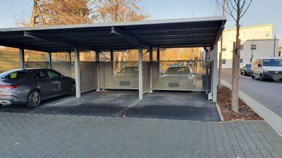Mönchengladbach Garage, Mönchengladbach Stellplatz
