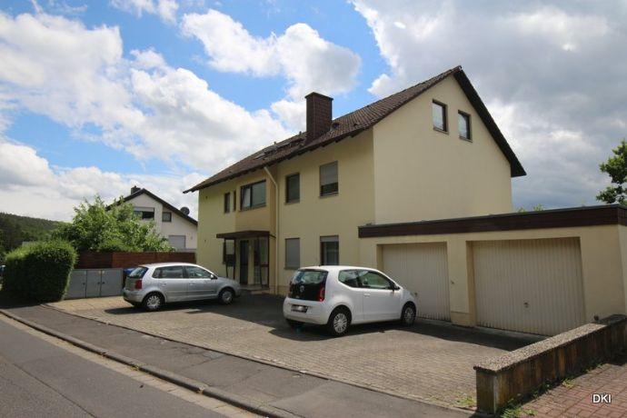 Gepflegtes 4 Parteien Haus in herrlicher Lage von Bad Bocklet