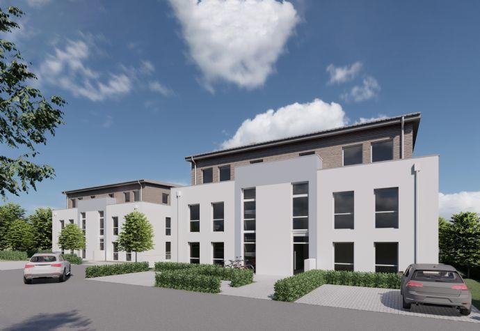 Schicke Penthousewohnung, Neubau, in bevorzugter Lage, mit großer Süd-Dachterrasse
