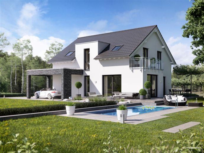 Wir realisieren Ihnen Ihr Traumhaus auf Ihrem Grundstück!