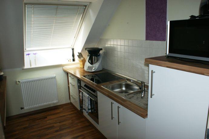 Gepflegte, lichtdurchflutete 2 Zimmerwohnung in ruhiger Ortsrandlage von Bad Sassendorf
