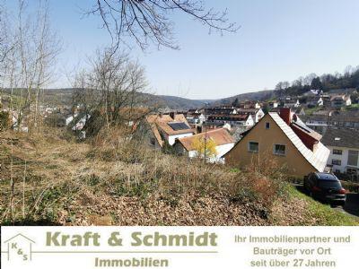 ***Bauplatz in Bad Orb - Fernblick***