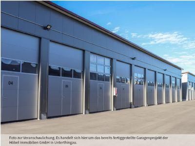 Weilheim Garage, Weilheim Stellplatz