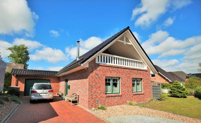 RESERVIERT bis zum 23.12.! Neuwertiges Traumhaus in Nordseenähe in ruhiger Lage