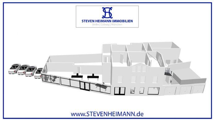 Wohn-/ Geschäftshaus fußläufig vom Zentrum | 412,87 m² Nutzfläche