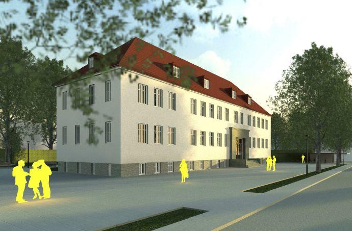 Möblierte Wohnung in charmanter Denkmalimmobilie zu vermieten