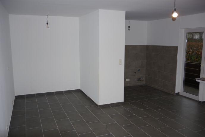 1-Zimmer-Wohnung mit Einbauküche und Balkon