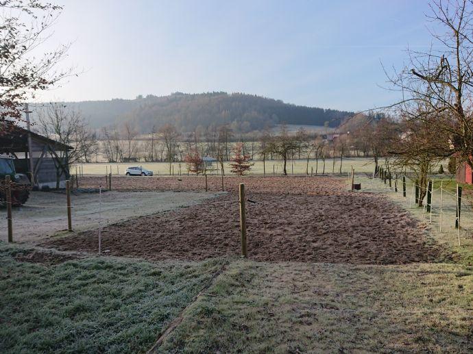 Ca. 1200 qm Grundstück in Biebergemünd