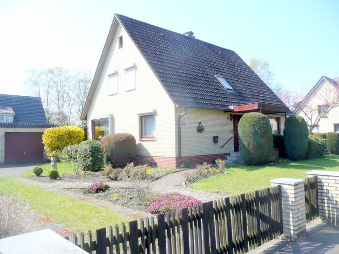 25451 Quickborn-Heide gepflegtes Einfamilienhaus in ruhiger Sackgassenlage