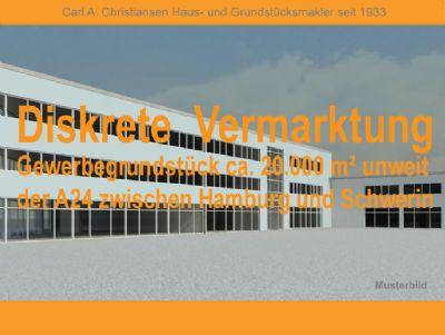 Gudow Industrieflächen, Lagerflächen, Produktionshalle, Serviceflächen