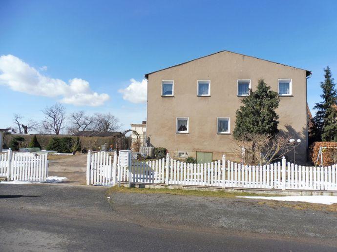 Reihenendhaus als Eigentumswohnung bei Beilrode