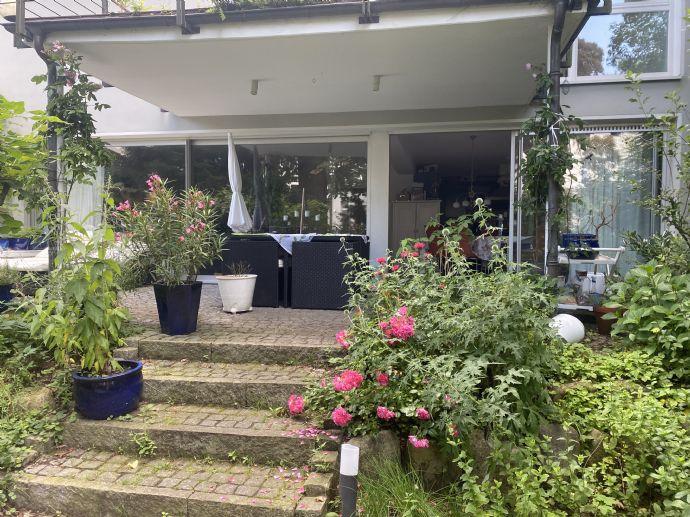 3-Zimmer-Wohnung mit Garten sucht neue Mieter