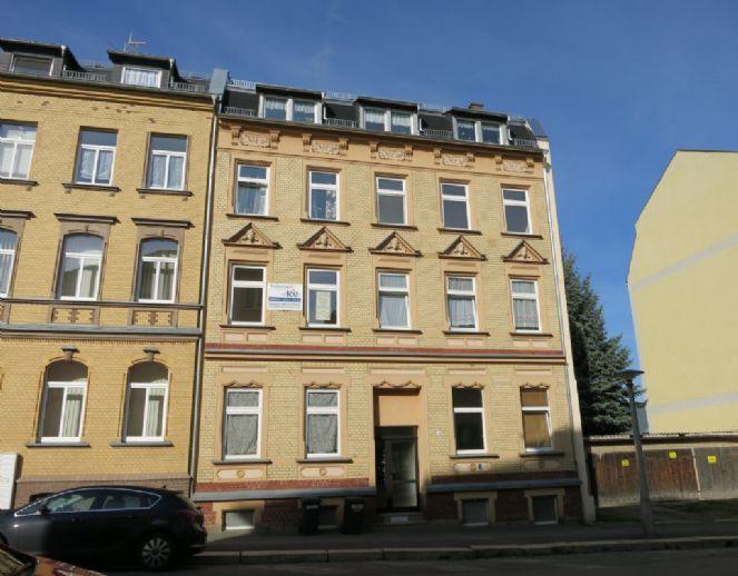 1-Zimmer-Wohnung in der Plauener Südvorstadt