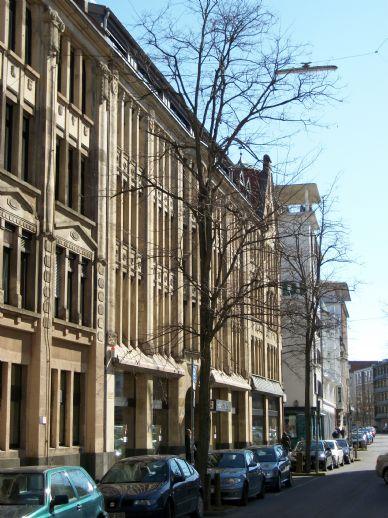 Loft WE01 im kernsanierten Altbau, SB - City; Beethovenstr.,