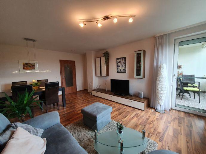 Nürnberg - Möblierte Wohnung mit Balkon
