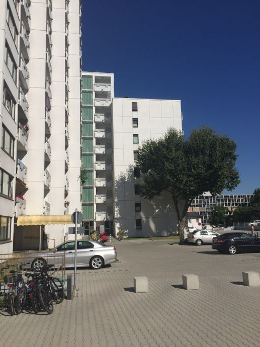 Provisionsfrei: Möbliertes 1-Zimmer Apartment in Frankfurt, Sachsenhauen