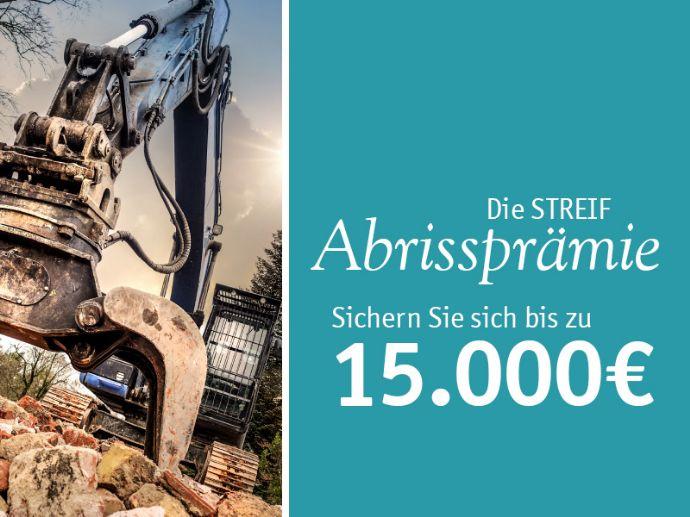 90 Jahre STREIF Jubiläumshaus - ohne Grundstück