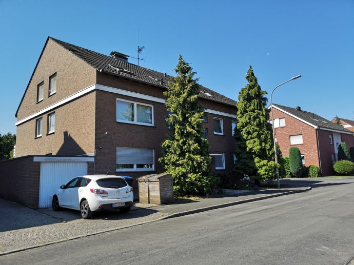 Schöne 2,5 Raum Wohnung in guter Lage von Neukirchen-Vluyn (Vluyn) zu vermieten