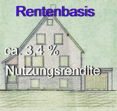 Renningen Renditeobjekte, Mehrfamilienhäuser, Geschäftshäuser, Kapitalanlage