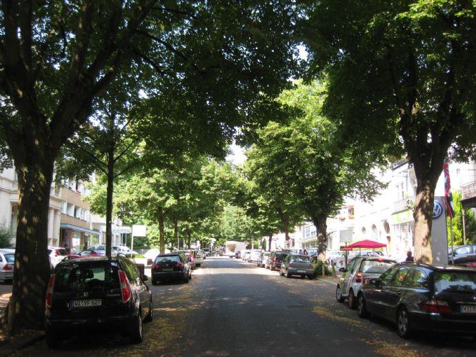 In zentraler Innenstadtlage Wiesbaden ruhige, sanierte 2-3 Zimmerwohnung mit Bad und EBK ab 01.03.2020 zu vermieten.