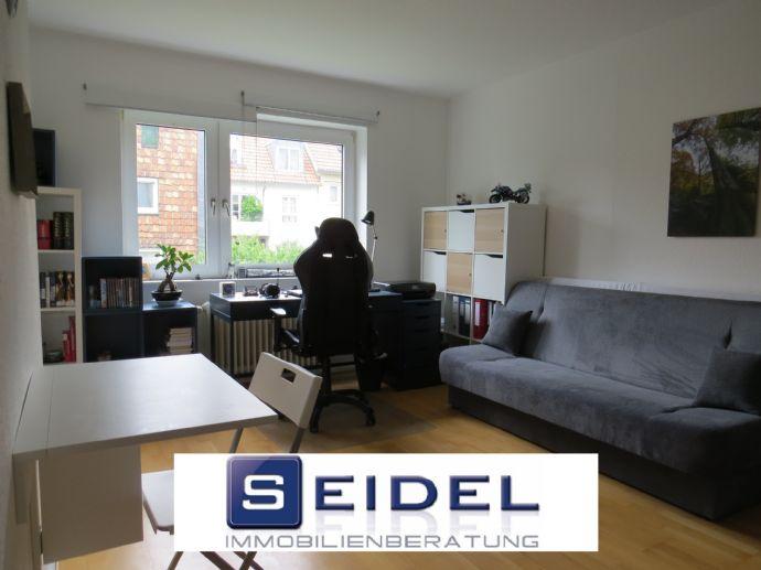 Selten: Ruhige 1-Zi-Wohnung mit separater Küche und EBK in der Innenstadt!