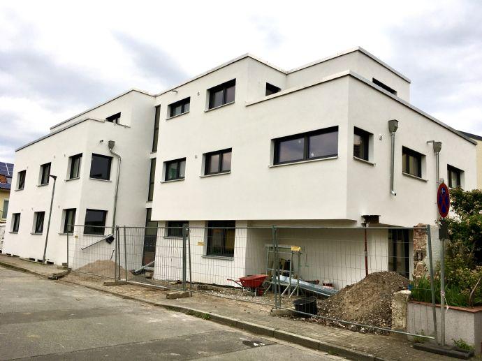 Erstbezug: Barrierefreie Erdgeschosswohnung in ruhiger Lage von Ladenburg!
