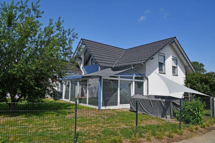 Einfamilienhaus mit Ferienwohnung im Ostseebad