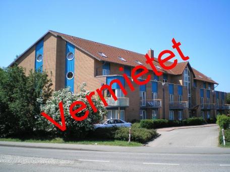 1 Zimmer-Wohnung mit Dachterrasse u. Stellplatz