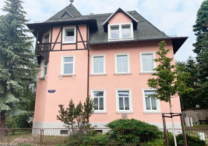 Exklusive Stadtvilla mit Einliegerwohnungen in Dresden