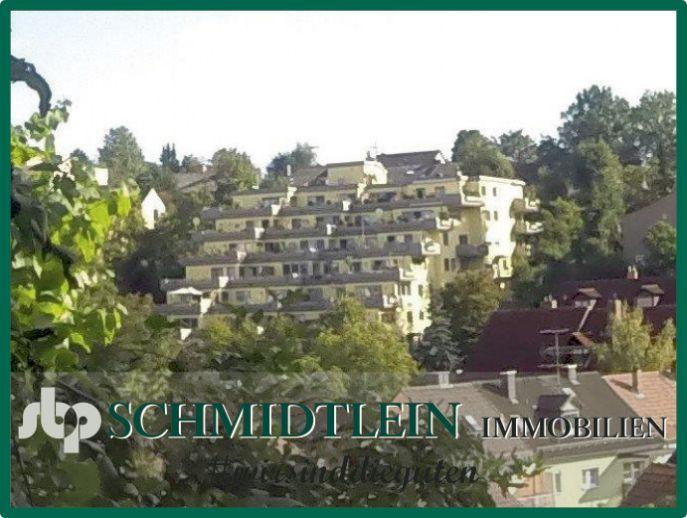Gepflegte 3 Zimmerwohnung, mit traumhafter Terrasse, in Gerbrunn