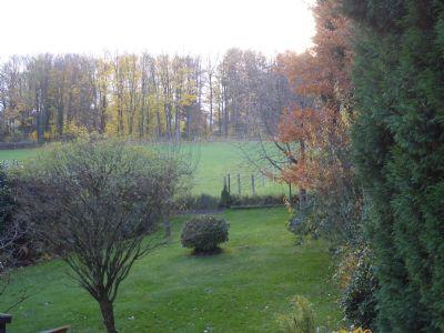 Ferienwohnung in Bochum-Eppendorf mit Blick auf Pferdekoppel