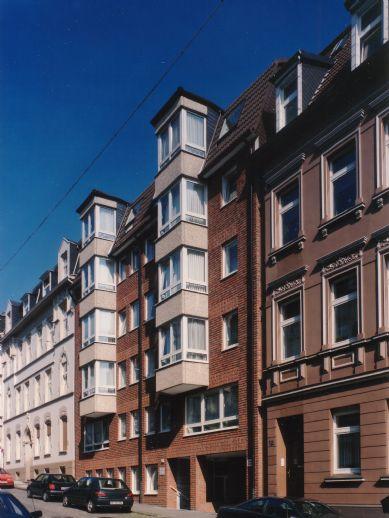 Schöne 3-Zimmer-Wohnung mit Balkon nähe City Barmen
