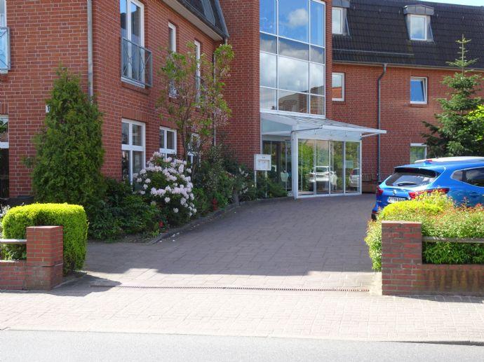 Senioren-Wohnung Henstedt-Ulzburg ;FÜRSTENHOF 2 Zi, EBK, DB,  40 qm