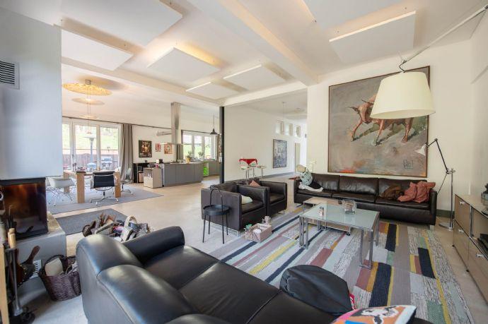 Anspruchsvolles Wohnen in einem einzigartigen Design!