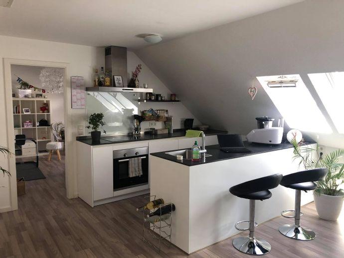 Moderne 2 ZKB-Wohnung im Herzen von Trier