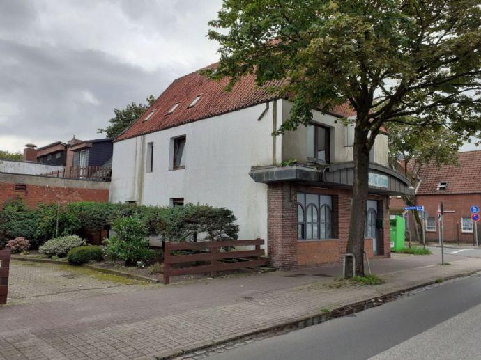 Interessantes Wohnobjekt mit Gewerbe in Heide