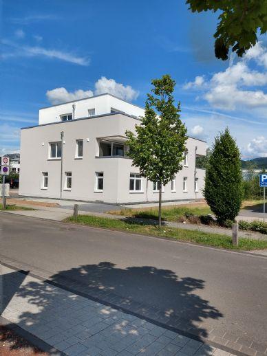 Stilvoll wohnen im Ermesgraben - Penthouse Neubauwohnung mit Balkon 4 Zi., 2 Bäder