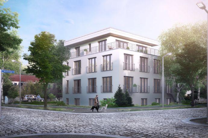 halbe Provision!*Elon-Musk-Giga-Fabrik ums Eck: Villa Sonnenschein mit 4 großen Wohnungen