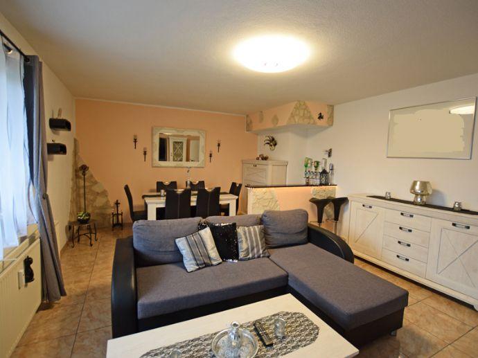 Gepflegte Souterrain-Wohnung in Wuppertal-Cronenberg