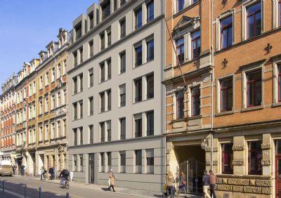 DD-Neustadt - smartes Appartement 1,5 Zi. mit kostenloser Erstvermietung