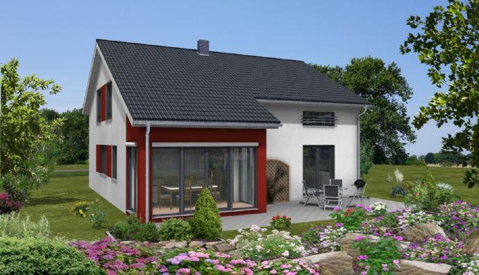 Wir bauen Ihr Zuhause - in Buttstädt - Ein OHB Massivhaus Stein auf Stein mit individueller Planung