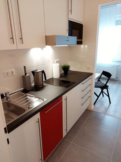 Neu sanierte 1-Zi.-Wohnung in Stuttgart zu vermieten